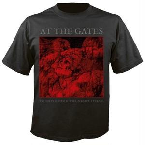 AT THE GATESアット・ザ・ゲイツ/T-shirt(Sサイズ)