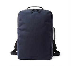 Beruf Baggage|2WAY バックパック(brf-UC05-HA)(ネイビー)
