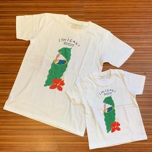 オリジナルTシャツ「ゴーヤー」子ども用