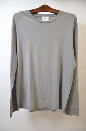 【Mサイズ】 J.CREW ジェイクルー L/S TEE 長袖Tシャツ GRAY 400601190710