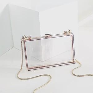 【SALE】Bag♡クリアボックストイバック