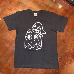 siesta 8bit オリジナル Tシャツ 黒