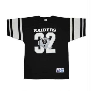 """ Champion "" RAIDERS Rugger S/S Shirts"