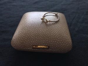 Yさま分 slice diamond jewelry ring