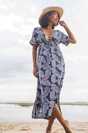 【Q HEART】 Mirissa  long dress