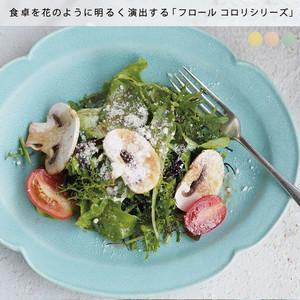 FleursColoris-フロールコロリ- プレートL 52060003 maison blanche(メゾンブランシュ)【日本製】