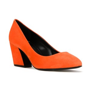 PIERRE HARDY    A6EA05SUEDE KD     ORANGE