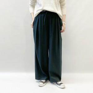 FLORENT(フローレント) West String Wide Pants 2020秋冬新作 [送料無料]
