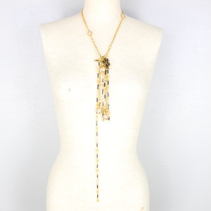 VERSACE DESIGN NECKLACE MADE IN ITALY/ヴェルサーチデザインネックレス