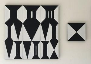 絵画音楽「Encounter」 --Artwork version-- Collaboration work by TARTAROS JAPAN × duenn