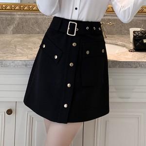 【bottoms】上品さたっぷり相性抜群スカート