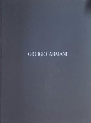 GIORGIO ARMANI Spring Summer 1995 Collection