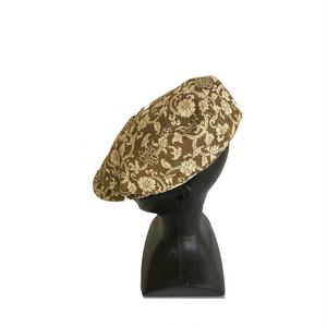 西陣織ハンチング帽HT0026 サイズ M.L