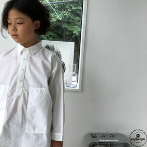 «sold out» dressmonster utility shirts 2colors for size M,L,XL