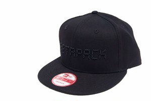 BETAPACK: DOUBLE BLACK NEW ERA 9FIFTY CAP