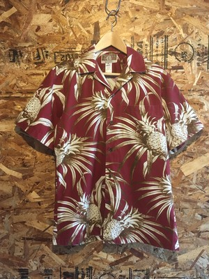 cotton hawaiian shirt