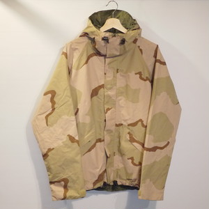 U.S.Military Reversible Camouflage GORE-TEX Parka SizeM