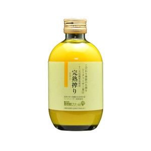 シークヮーサー果汁完熟搾り 十二月収穫果実使用 300ml
