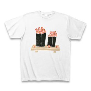 いくらの軍艦巻きTシャツ