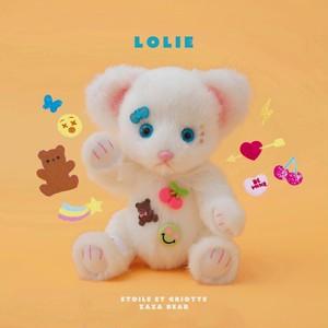Zaza Bear × Etoile et Griotte Collabo Bear
