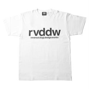 REVERSAL rvddw COTTON TEE / リバーサル Tシャツ / rvbs002