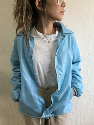 送料無料!80s sears coach jacket