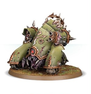 EASY TO BUILD DEATH GUARD MYPHITIC BLIGHT-HAULER