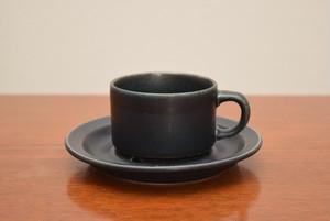アラビアコルピ ③コーヒーカップ&ソーサー【ARABIA/Korpi】北欧 食器・雑貨 ヴィンテージ | ALKU