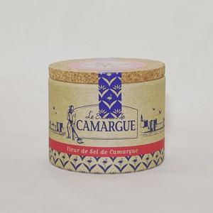パリからのお土産便 Fleur de sel Camargue (125g、カマルグの塩)
