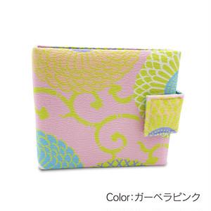 【シルクライフジャパン株式会社】afumico 浜ちりめん カードケース