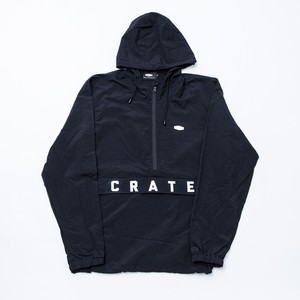 CRATE Nylon Anorak Jacket 2020 BLACK