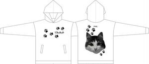 Original Cat 【Tororo】 8.4oz hoodie