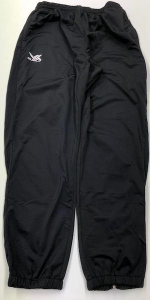 D-007 Jersey Long Pants BLK