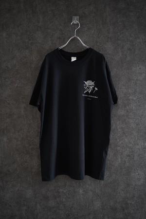 【受注生産】kotoha nakayama tee Black