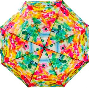 【受注】色の海を泳ぐおとと(アート傘)雨晴兼用傘60cm
