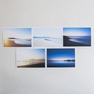 カマクラノウミ postcards 5枚組
