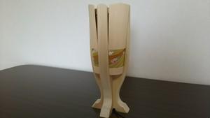いやしとやすらぎの空間】を演出する 青森ヒバ 木製 テーブルランプ   No.   019