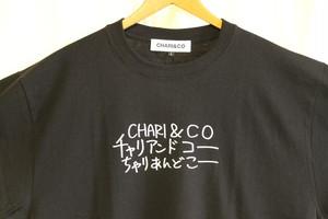 CHARI & CO × KEN KAGAMI / ちゃりあんどこー