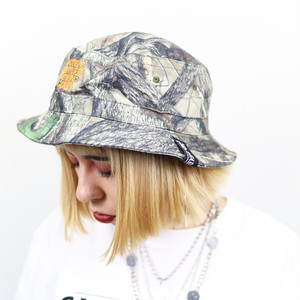CAD ANGLERS EQT NOTHING BUCKET HAT