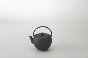 ティポット・丸玉・S 黒
