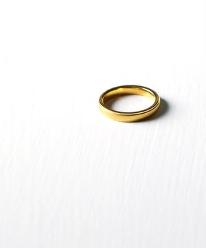 RF1908CJSR02【rufsh/ルフシュ】stainless line ring/ ステンレスリング RF1908CJSR02
