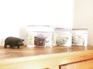 各ブレンドティー3倍量 - herbal tea -