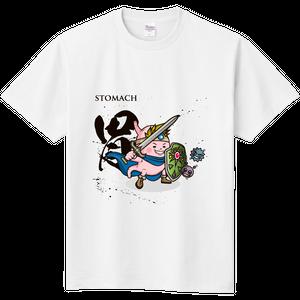 【胃の勇者】<擬人化臓器>戦う臓器シリーズ/Tシャツ