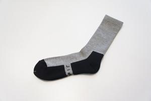 EASY FIT SOCKS -GRAY- / JieDa