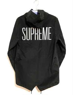 SUPREME FISH TEAL JACKET