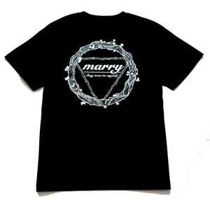 "Marry ""tree triangle"" black"