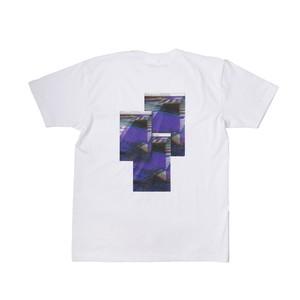 CROSSWALK T-SHIRTS / WHITE