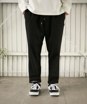 "SAY! / セイ!|  "" 4WAY STRETCH PANTS "" - Black"