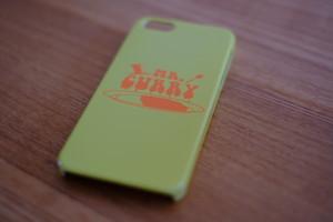 mr.curry/iphone5s/se 側表面印刷スマホケース iPhone5/5s/SE ツヤ有り(コート)