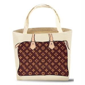 My other bag マイアザーバッグ おしゃれなトートバッグ ZOEY TONAL BROWN 人気のエコバッグ マチあり 正規品